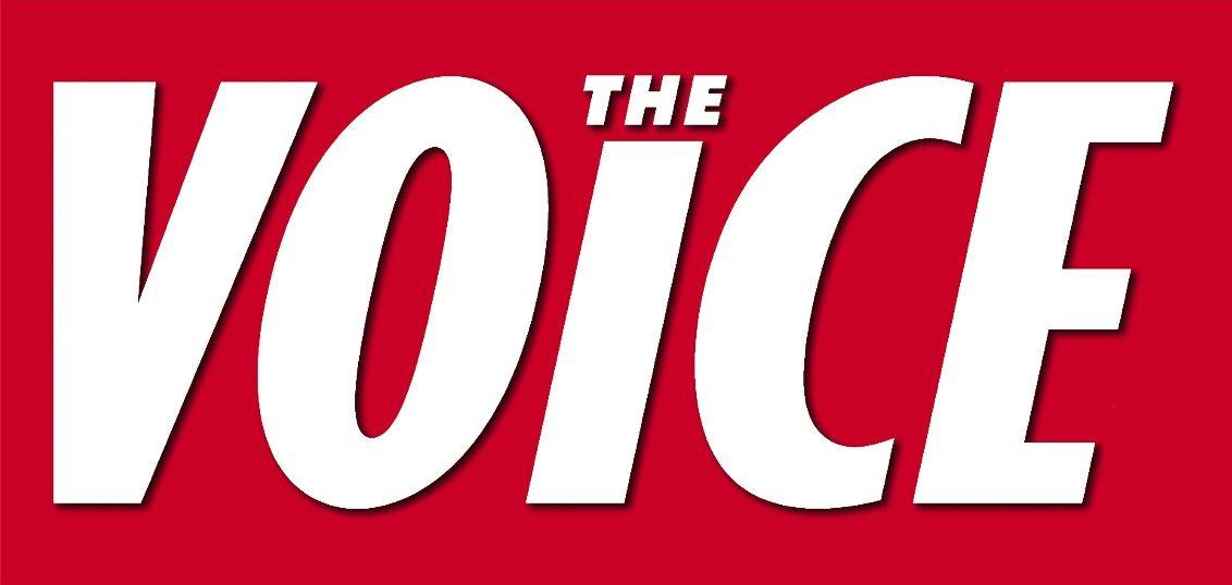 the voice logo1